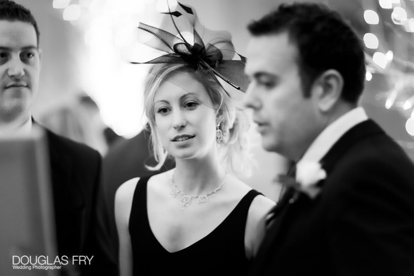 Wedding Photographer One Great George Street London - guest