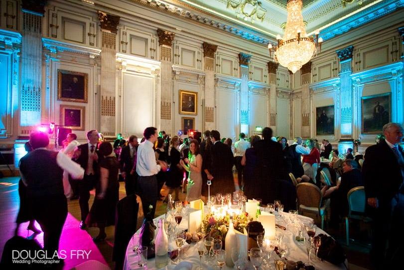 Wedding Photographer One Great George Street London - room
