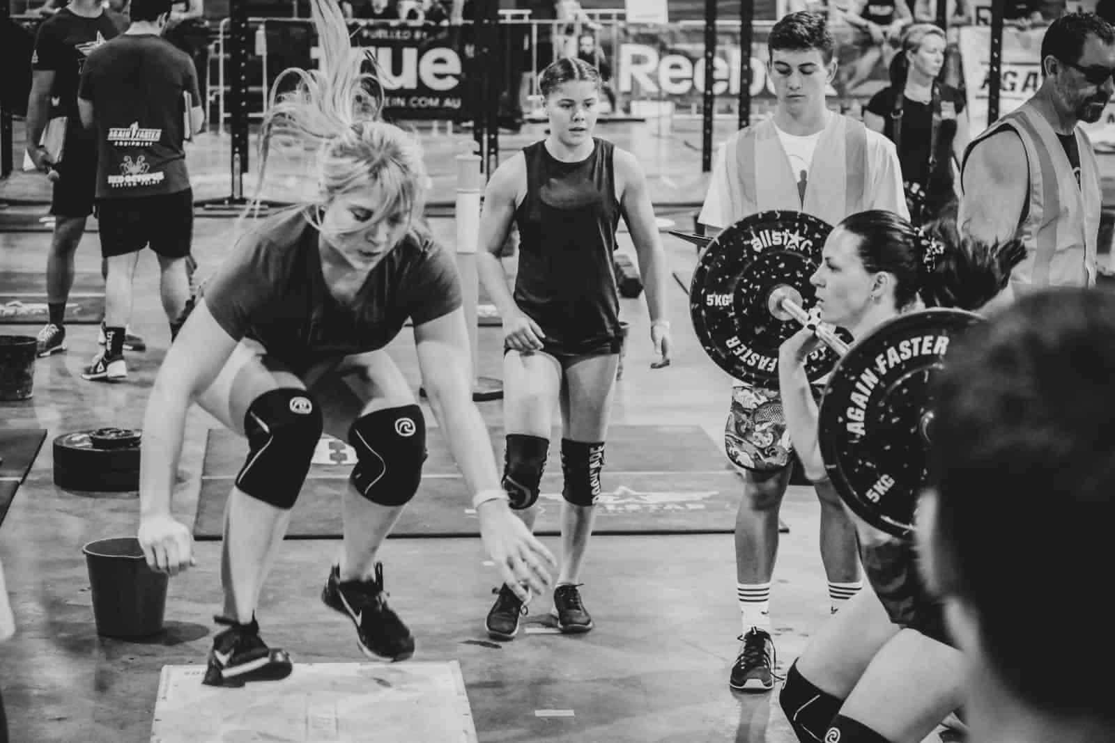 crossfit competition All Stars