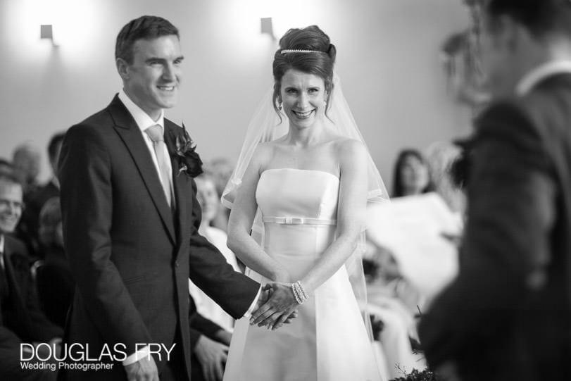 Wedding Photographer Queens House - Greenwich - Ceremony