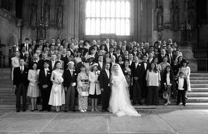 Hiroko and Peter's Wedding Photographed at the House of Lords and Haymarket Hotel 1