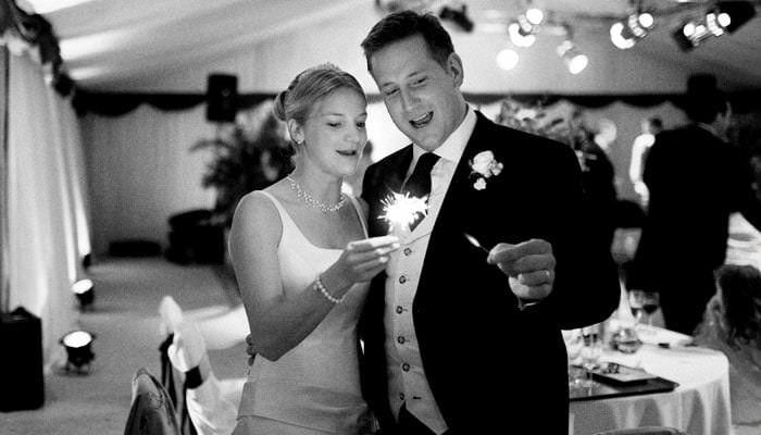 Jenny and Conrad's wedding photographed at Noseley Hall in Leicestershire 2