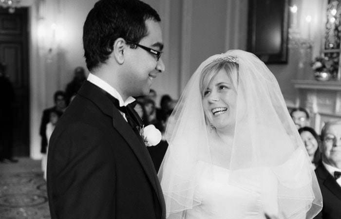 Wedding Photograph - Chandos House, london