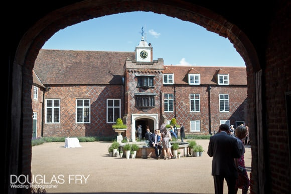 Photography of Fulham Palace exterior