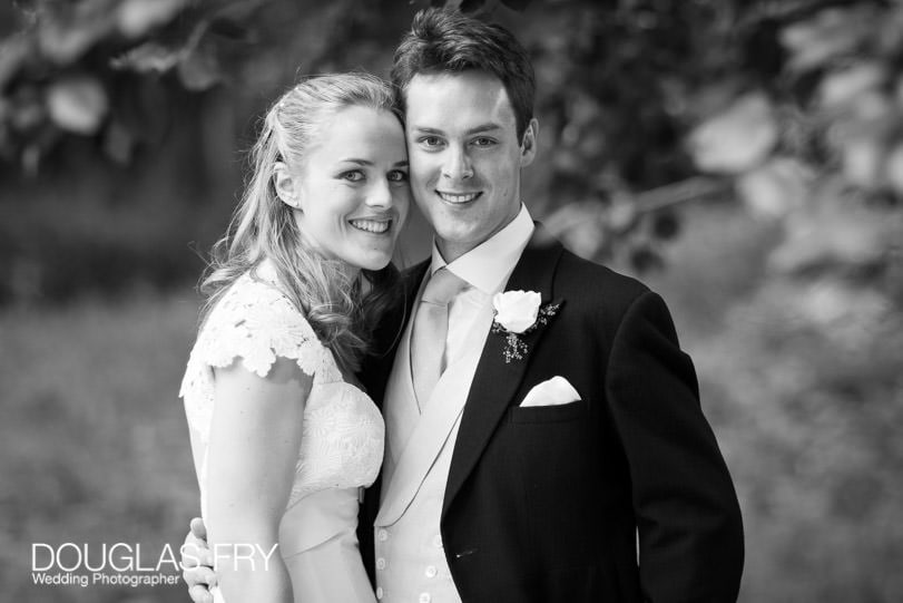 Wedding Photography by Douglas Fry at Fulham Palace, London