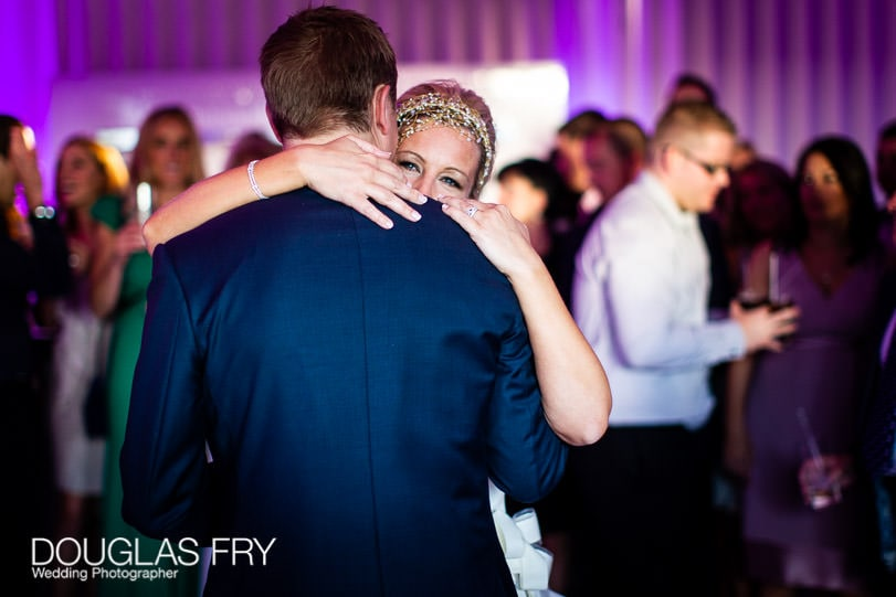 Bride and groom wedding photographer at Coworth Park