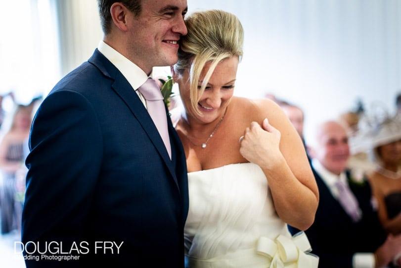couple wedding photographer Coworth Park