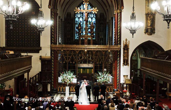 Wedding Photographer at St Paul's Knightsbridge
