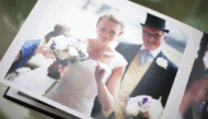 layout for jorgensen wedding album - grays inn wedding