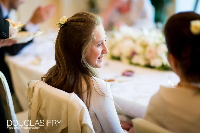 Wedding Photographer Mandarin Oriental Hotel - Bridesmaid