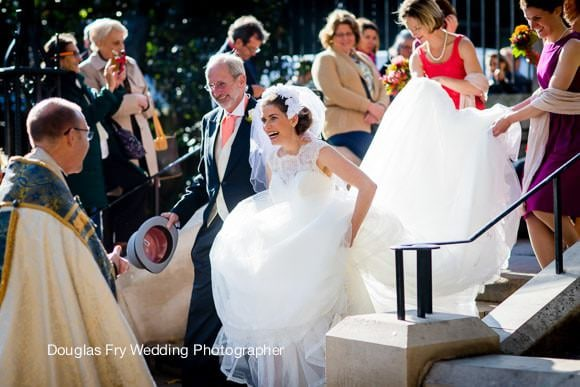 Wedding Photographer Southwark Cathedral London