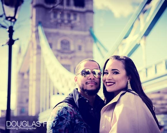 Anniversary Photography in London - Colour picture