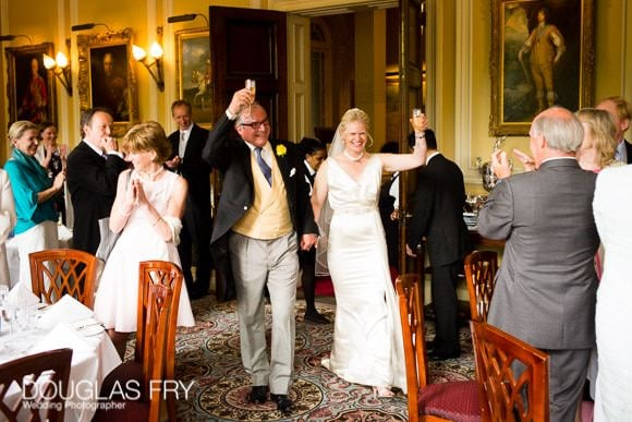wedding photographer cavalry and guards club London