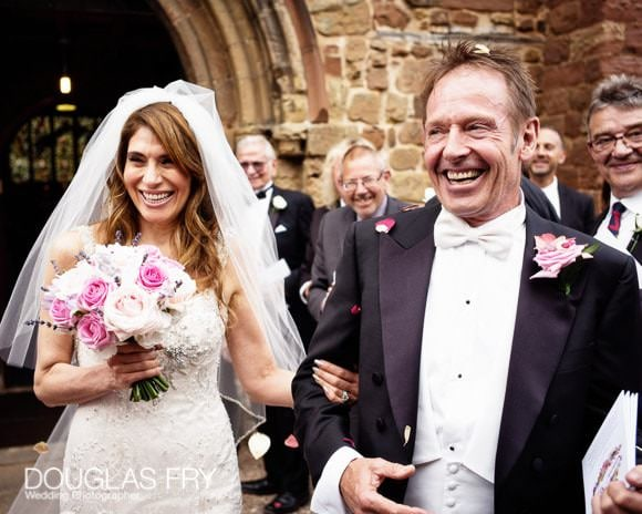 Wedding at Merevale Hall in Warwickshire 5