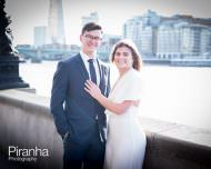 Wedding Photographer at London Sites and Chelsea Register Office - Martina & Sergei