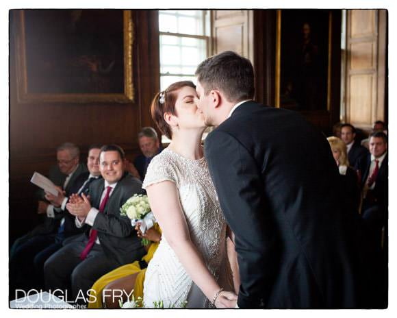 Wedding Photography at The Admiral's House Greenwich - ORNC in Greenwich 1