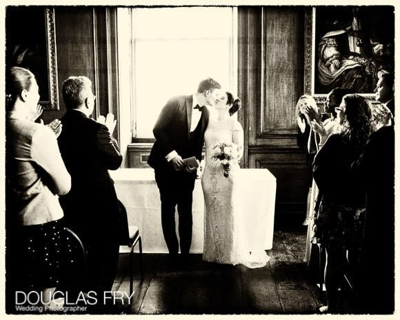 Wedding at Admiral's House in Greenwich