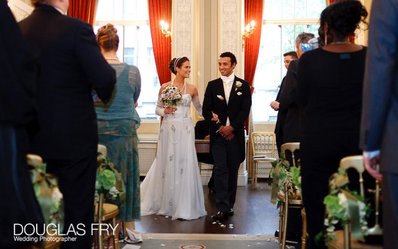 Looking Back at The Details for this London Wedding at the Lansdowne Club in Mayfair 9