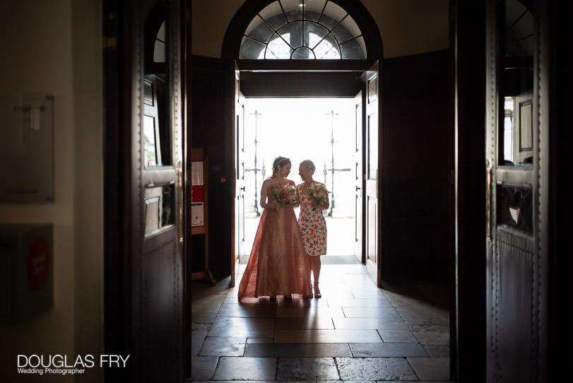 wedding photographer at The Athenaeum
