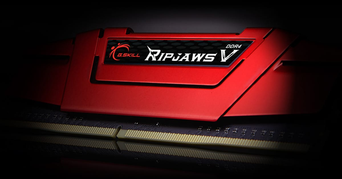 03 ripjawsv rigorously tested for compatibility and reliability