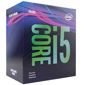 INTEL CORE i5 9400F upto 4