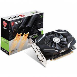 MSI GeForce GTX 1050Ti 4G OCV1 GDDR5