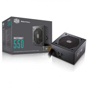 COOLER MASTER MW 550WATT 80 PLUS BRONZE