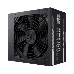 COOLER MASTER MWE 750 V2 80 PLUS BRONZE