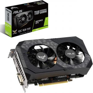 ASUS GEFORCE TUF GTX 1660 O6G