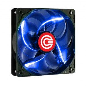 CG12 BLUE LED FAN