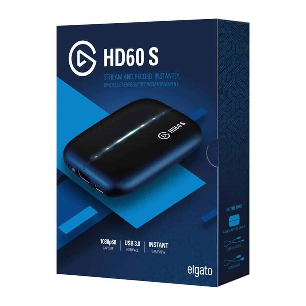 ELGATO HD60 S