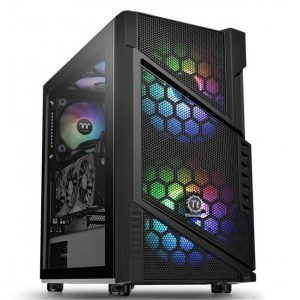 THERMALTAKE COMMANDER C31 TG ARGB