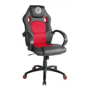CIRCLE CH50 BLACK RED