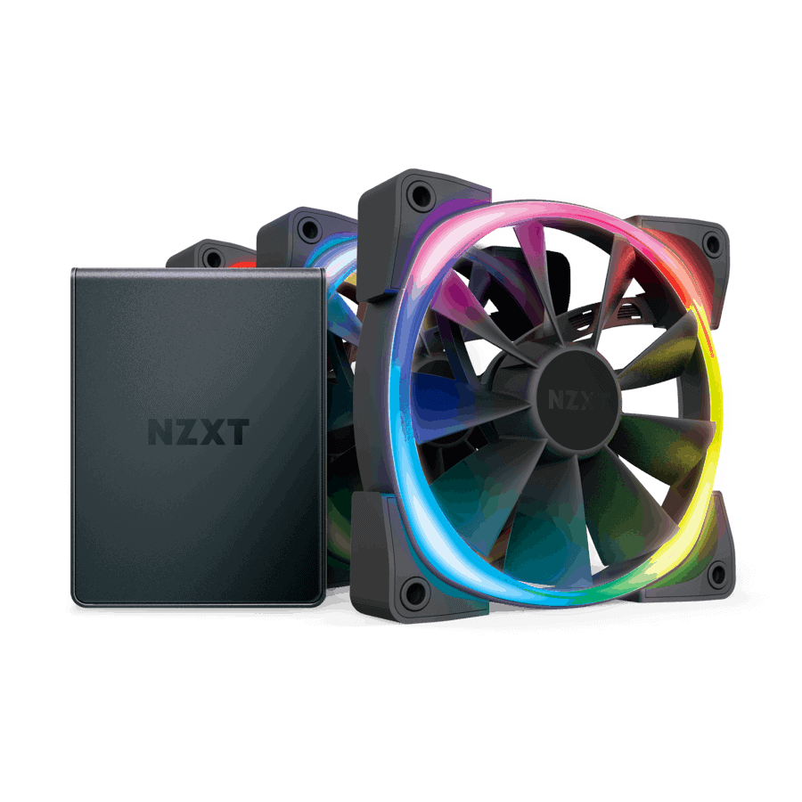 NZXT AER RGB 2 SERIES 120MM TRIPLE