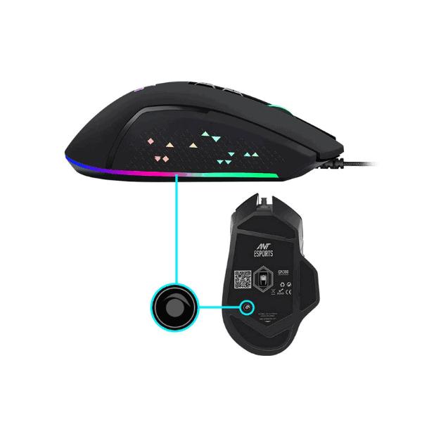 ANT ESPORTS GM300 RGB-2