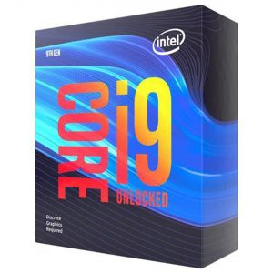 INTEL CORE i9 9900KF 31