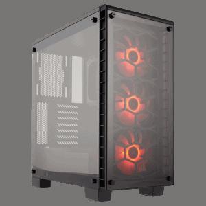 CORSAIR CRYSTAL 460X RGB COMPACT