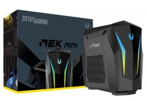 ZOTAC MEK MINI GAMING PC