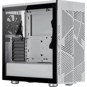 CORSAIR 275R AIRFLOW TEMPERED GLASS WHITE
