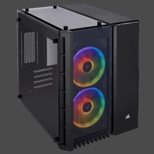 CORSAIR CRYSTAL 280X RGB BLACK