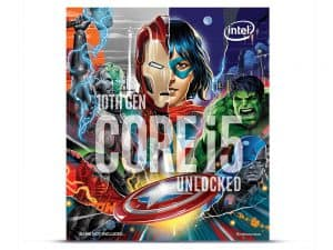 INTEL CORE i5-10600K MARVEL'S AVENGERS EDITION