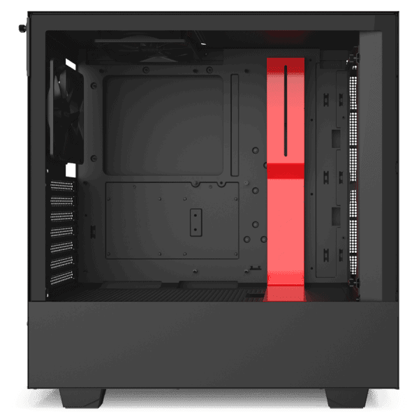 NZXT H510 BLACK RED