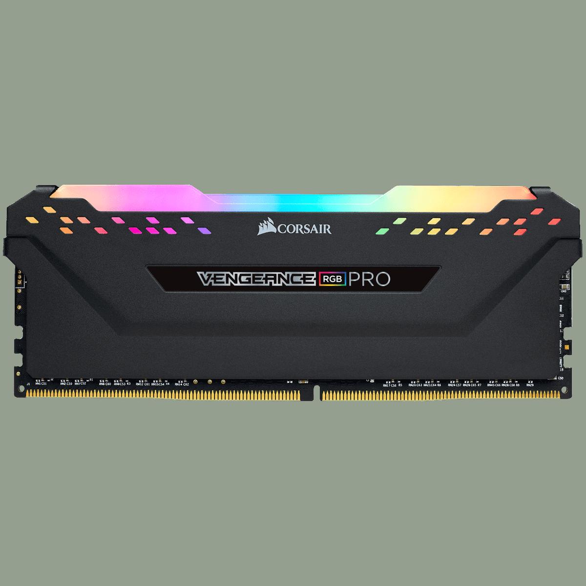 CORSAIR VENGEANCE RGB PRO 8GB DDR4 3000MHz