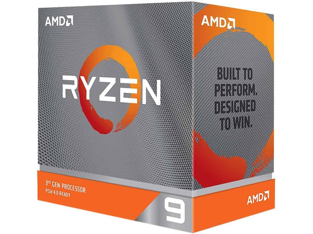 AMD RYZEN 5 3900XT