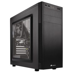 CORSAIR CARBIDE SERIES 100R MID-TOWER CASE-1