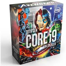 INTEL CORE i9-10850KA MARVEL'S AVENGERS EDITION