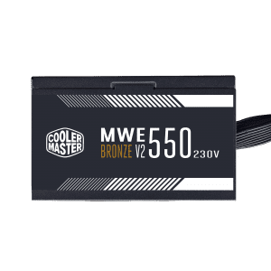 COOLER MASTER MWE 550 V2 80 PLUS BRONZE