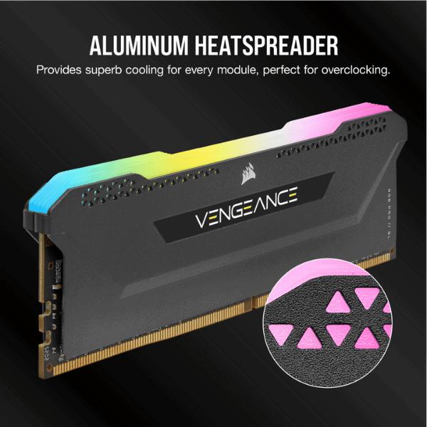 CORSAIR VENGEANCE RGB PRO SL 32GB(2x16) DDR4 3600MHz-1