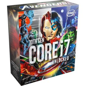 INTEL CORE i7-10700K MARVEL'S AVENGERS EDITION