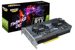 INNO3D GEFORCE RTX 3060 TI TWIN X2 OC